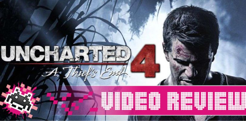 Video Review: Uncharted 4: A Thief's End (PS4)