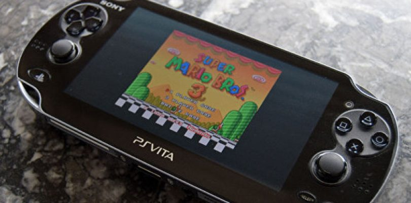The Vita has been hacked with a very simple exploit