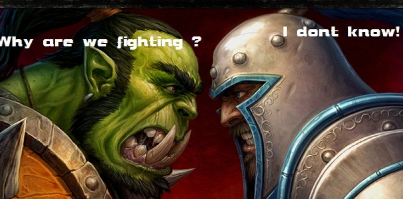 The story of Warcraft summed up in one video