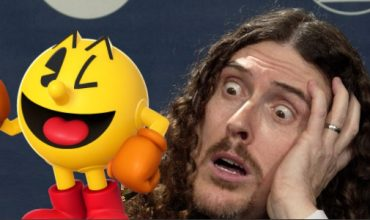 "The latest Weird Al"" Yankovic album has a Pac-Man parody"