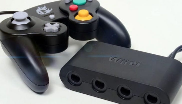 Nintendo reveals a GameCube controller adapter for the Wii U