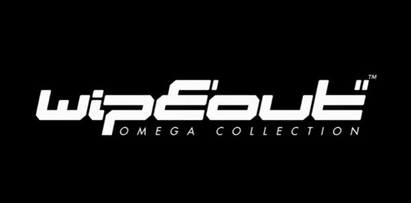 Video: WipEout Omega Collection is looking incredible!