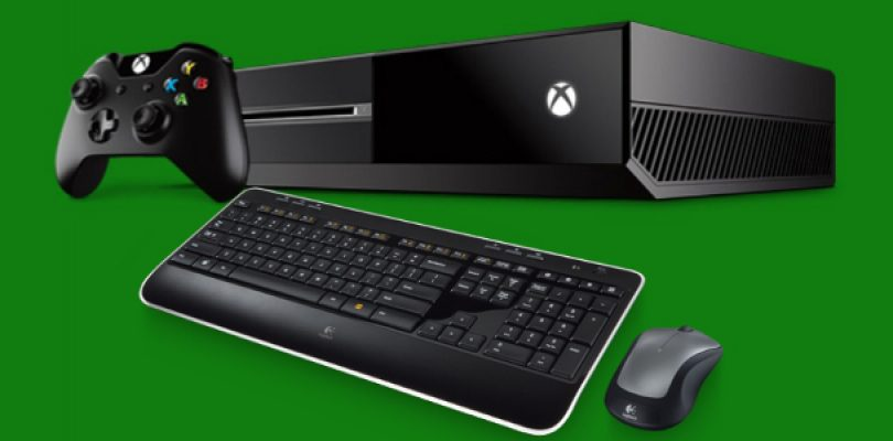 Xbox One to get keyboard and mouse support?