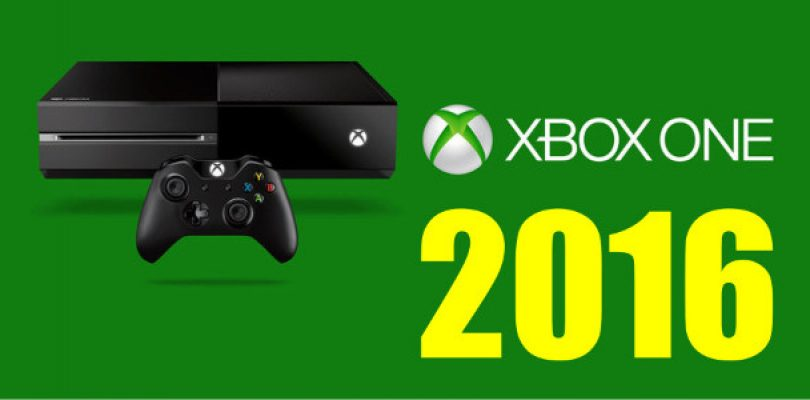 The Games of 2016 – Xbox One