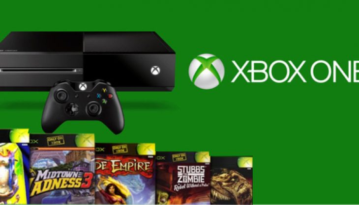 Xbox One might play Xbox original games in the future