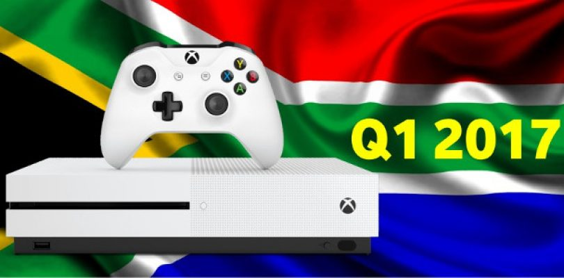 Xbox One S confirmed for South Africa Q1 2017