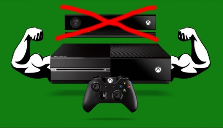 Xbox One is more powerful without Kinect