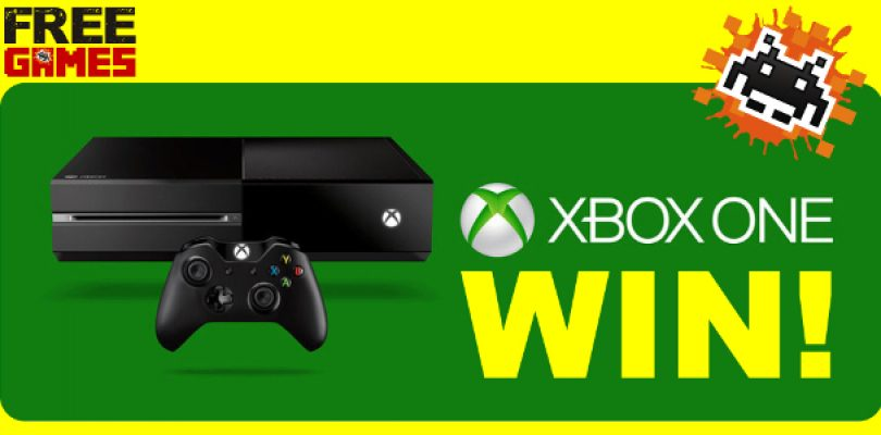 Win an Xbox One in time for the holidays!