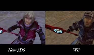 Video: Xenoblade Chronicles 3DS vs. Wii