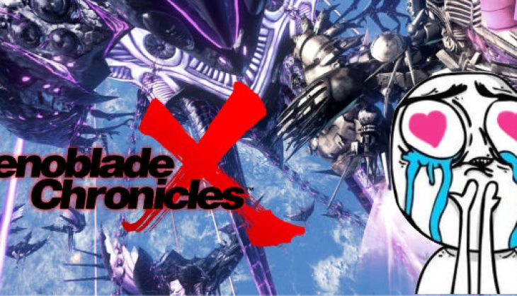 Life is too short not to watch this Xenoblade Chonicles X gameplay footage