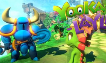 Video: Shovel Knight will show up in Yooka Layley. Can you dig it?