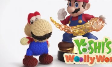 Yoshi's Woolly World gets adorable amiibo integration