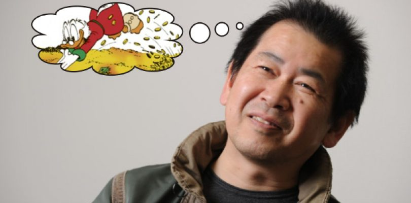 """Yu Suzuki """"could do with a bit more money"""" for Shenmue 3"""