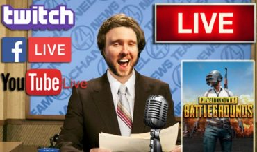 Livestream: today we are playing PlayerUnknown's Battlegrounds