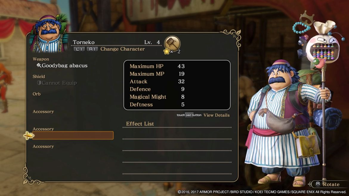 Review Dragon Quest Heroes Ii Ps4 Sa Gamer