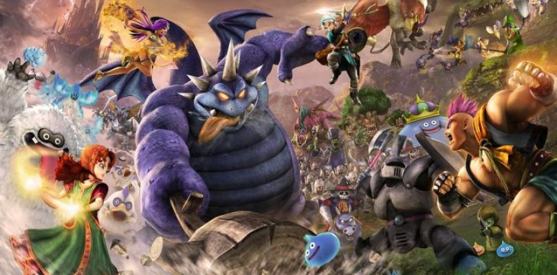 Dragon Quest Heroes II gets a whole lot of free updates this month