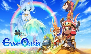 Ever Oasis receives a new intro trailer