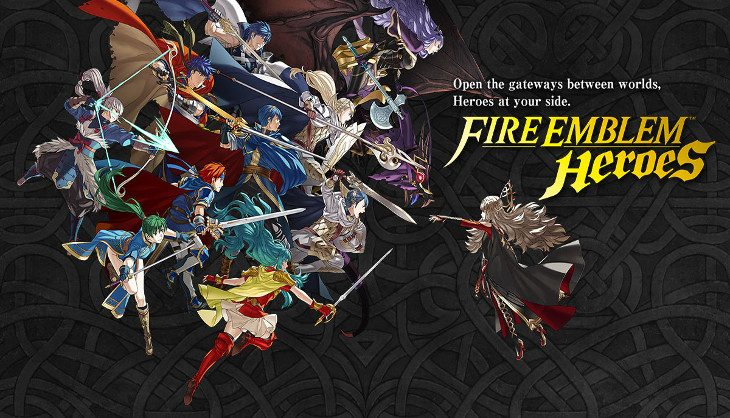 Alm & Celica's Army joins Fire Emblem Heroes