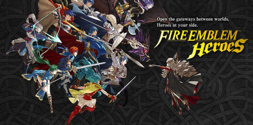 New Heroes join the fight in Fire Emblem Heroes