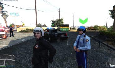 GTA5 Online role-playing server is becoming a must-watch