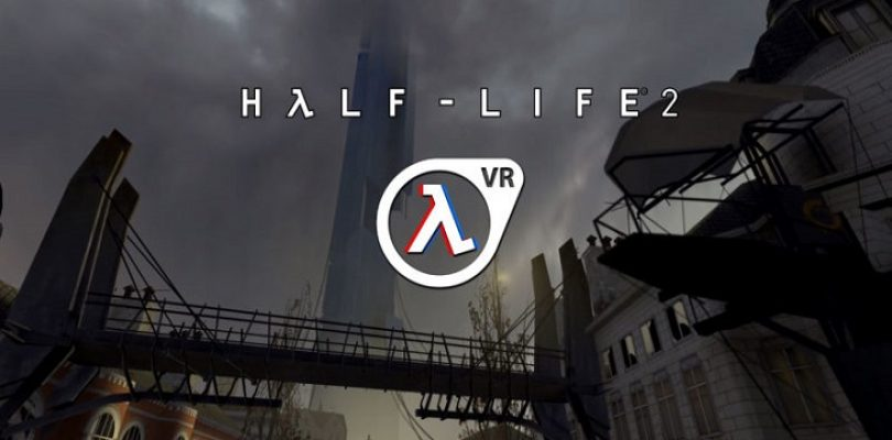 Video: Half-Life 2 is now fully compatible with VR
