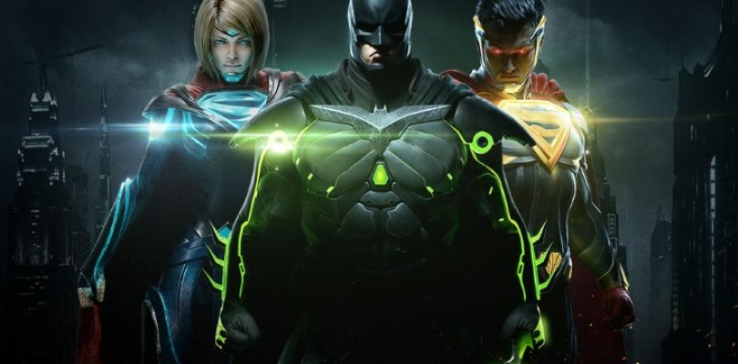 Local Injustice 2 tournament gets announced. Prepare those finger muscles