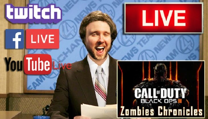 Livestream: We are playing Zombie Chronicles (PS4) [Finished]