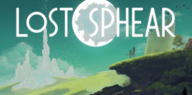 Lost Sphear is the next game by Tokyo RPG factory