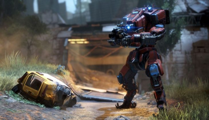 Video: Titanfall 2's Monarch's Reign DLC gets hot new trailer