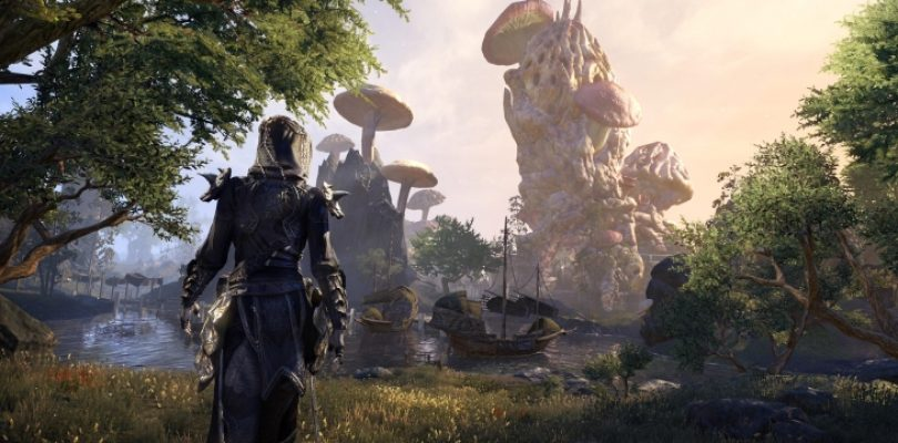 Heading back to Vvardenfell is a nostalgia overdrive