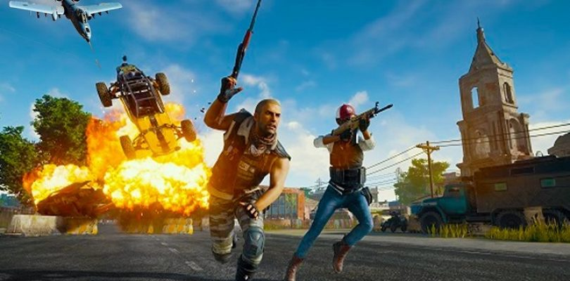 Video: PlayerUnknown's Battlegrounds might get a co-op campaign