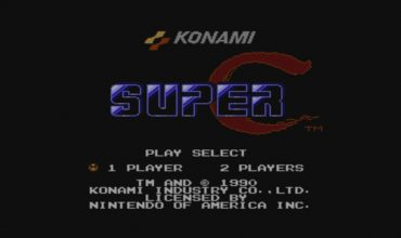 Blast from the Past: Super C (NES)
