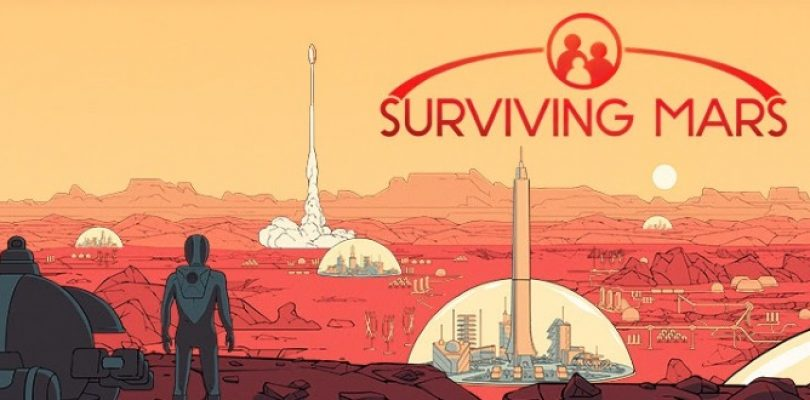 Surviving Mars will take humanity's finest