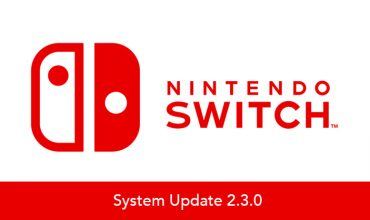 Nintendo Switch update goes live, adds 'stability'
