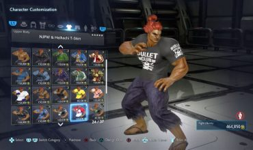 Tekken 7 is showing off customisation options and it is looking so good