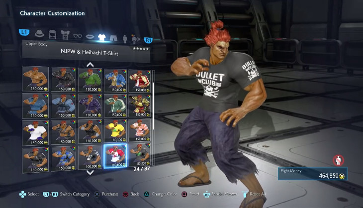 Tekken 7 Is Showing Off Customisation Options And It Is Looking So