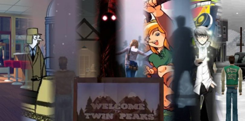 Ten games inspired by Twin Peaks (Part 1)