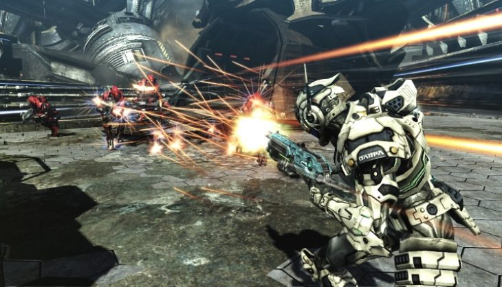 Vanquish officially coming to PC