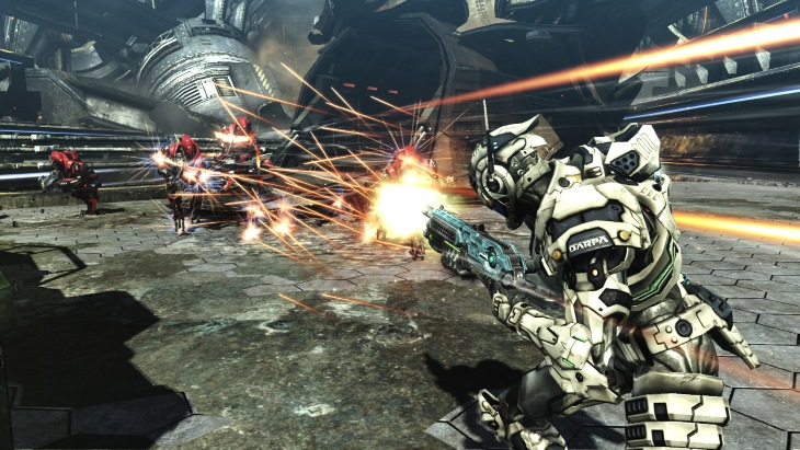 Vanquish officially coming to ...