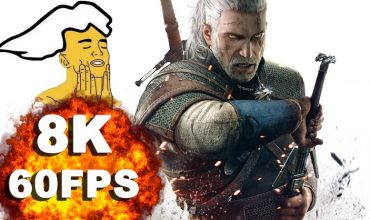 Video: The Witcher 3 running at 8K will improve your day instantly