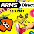 Video: Latest Nintendo Direct shows off ARMS depth and Splatoon 2 single player campaign