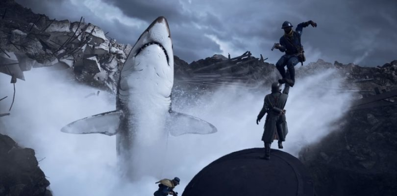 Video: How to trigger Battlefield 1's Megalodon Shark