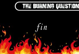 The Burning Question: Do you have post-game depression?