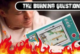 The Burning Question: What was your first game you ever played?