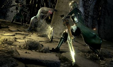 Code Vein gets a slick announcement trailer and a couple of pretty screenshots