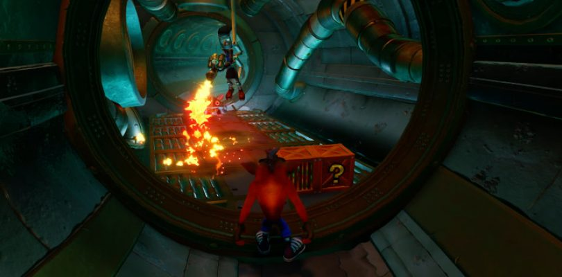 Video: More Crash Bandicoot N. Sane Trilogy footage to move your nostalgia into overdrive