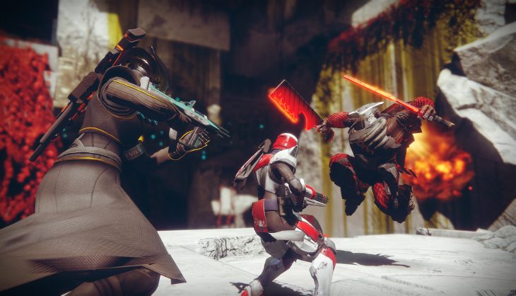 PS4 Pro not even capable of running Destiny 2 at 60fps