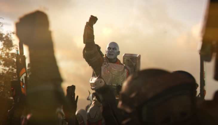 Destiny 2 scraps Grimoire cards, puts story in the game