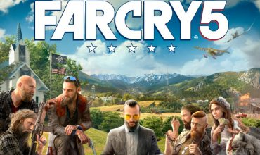 Catch the Far Cry 5 reveal at 3PM this afternoon