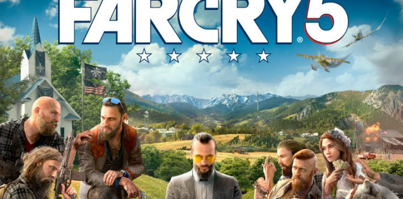 Far Cry 5 reveals a town under siege by religious extremists